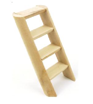 仓鼠原木楼梯